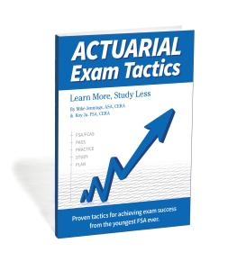 Actuarial Exam Tactics Book